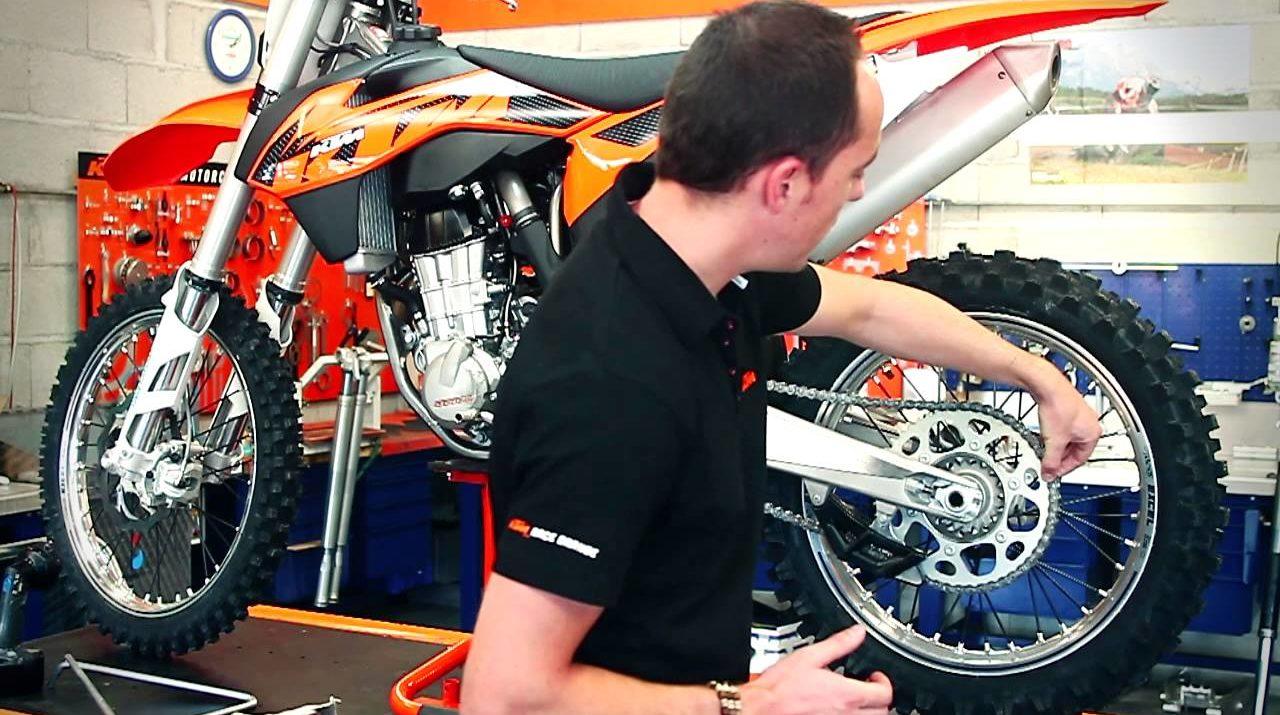 clé dynamométrique moto