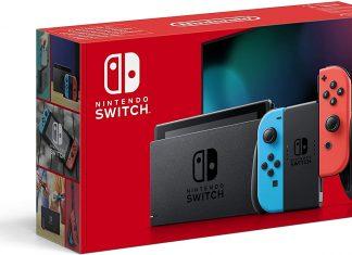Tout savoir sur la Nintendo Switch